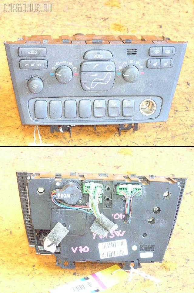 Блок управления климатконтроля Volvo V70 ii SW Фото 1