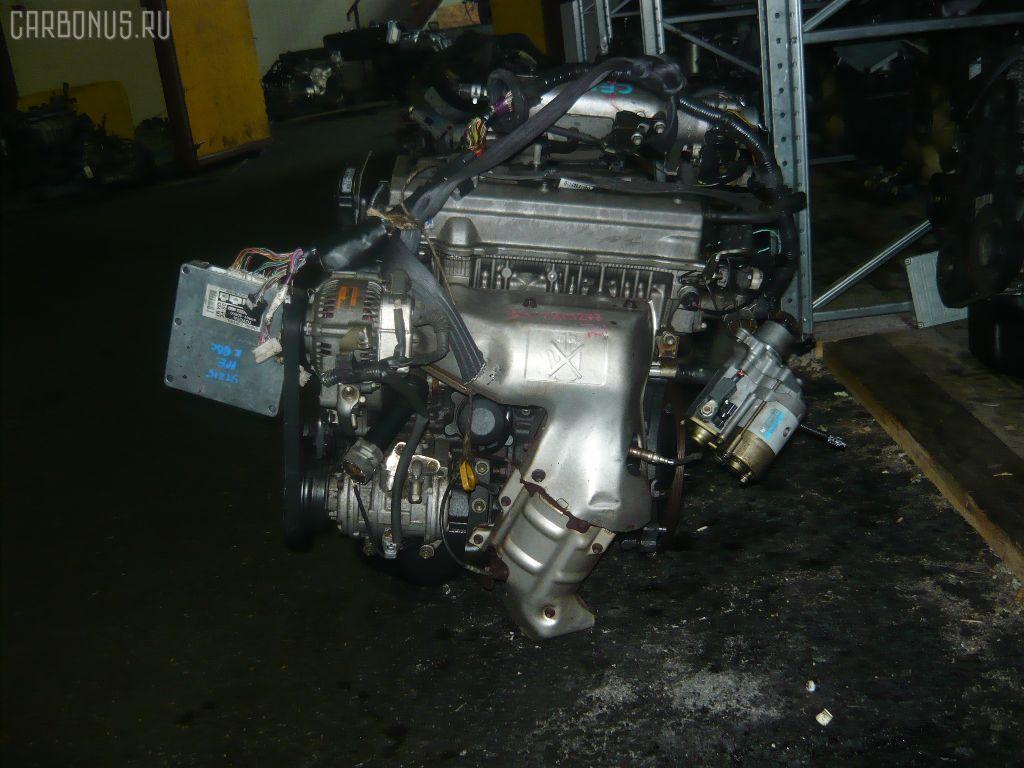 Двигатель TOYOTA CAMRY SV43 3S-FE. Фото 3