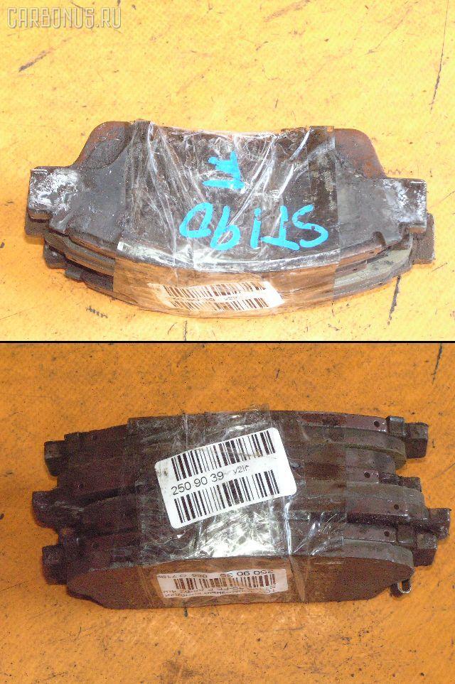Тормозные колодки TOYOTA CHASER GX90 1G-FE. Фото 2