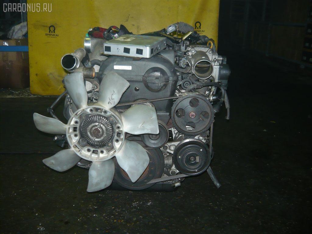 Двигатель TOYOTA CHASER JZX100 1JZ-GTE. Фото 1