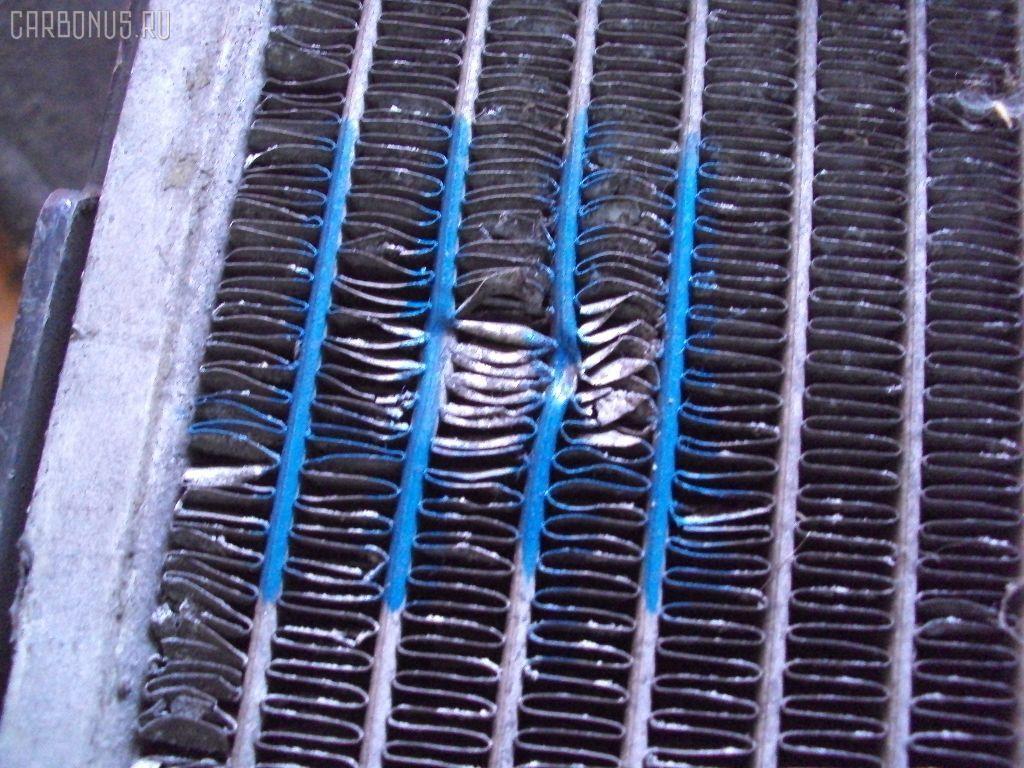 Радиатор ДВС TOYOTA JZX100 1JZ-GTE. Фото 2
