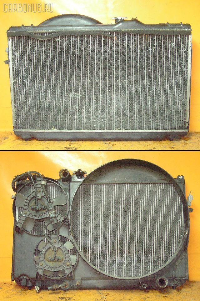 Радиатор ДВС TOYOTA JZX100 1JZ-GTE. Фото 3