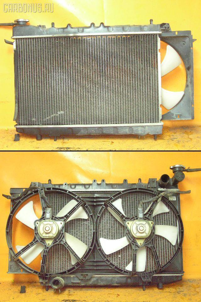 Радиатор ДВС NISSAN PULSAR FN15 GA15DE. Фото 6