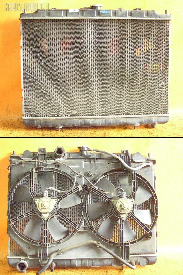 Радиатор ДВС NISSAN SERENA TC24 QR20DE. Фото 11