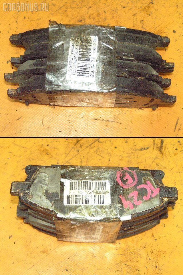 Тормозные колодки NISSAN SERENA TC24 QR20DE. Фото 1