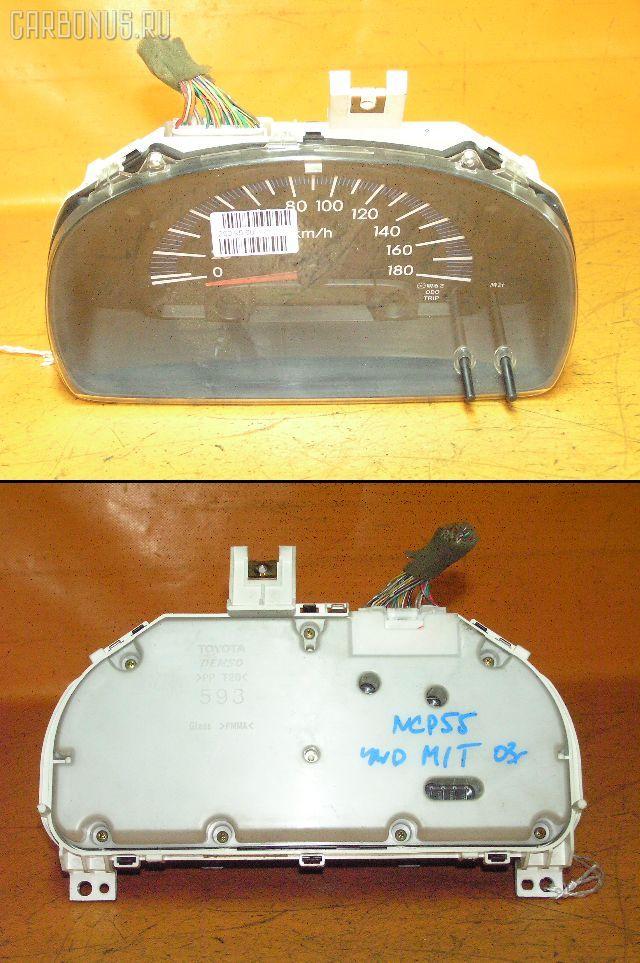 Спидометр TOYOTA SUCCEED NCP55V 1NZ-FE. Фото 1