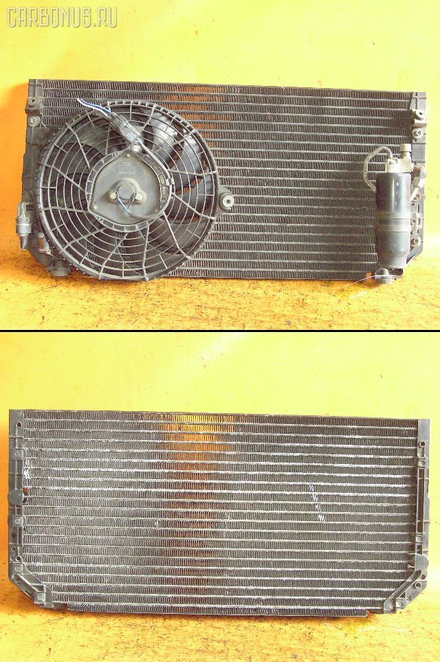 Радиатор кондиционера TOYOTA COROLLA SPACIO AE111N 4A-FE. Фото 1