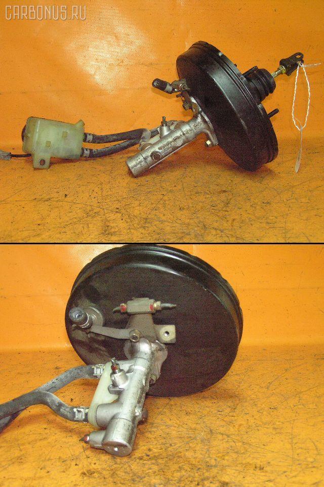Главный тормозной цилиндр TOYOTA COROLLA SPACIO AE111N 4A-FE. Фото 3