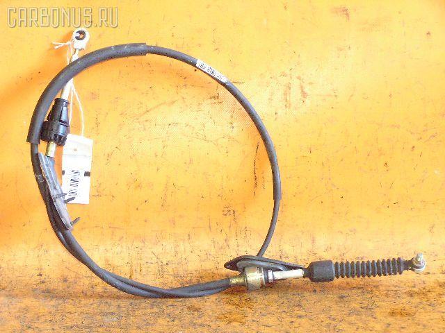 Тросик на коробку передач TOYOTA COROLLA SPACIO AE111N 4A-FE. Фото 1