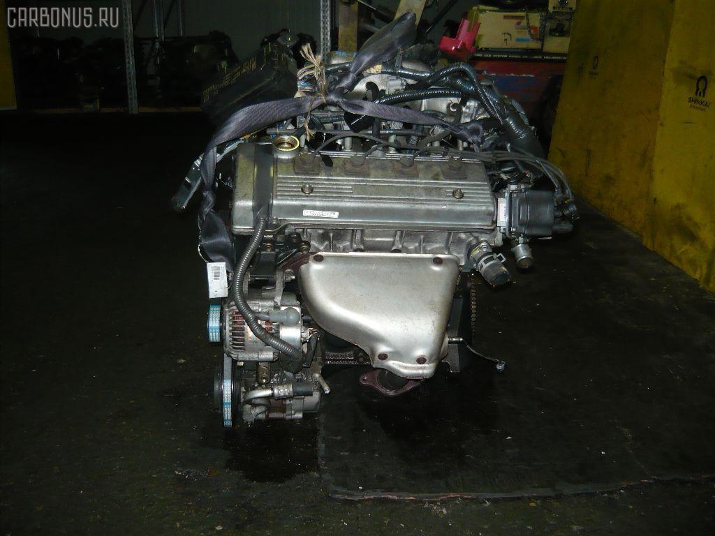 Двигатель TOYOTA COROLLA SPACIO AE111N 4A-FE. Фото 2