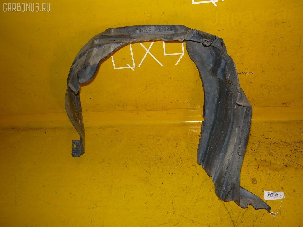 Подкрылок TOYOTA VITZ NCP15 2NZ-FE. Фото 2