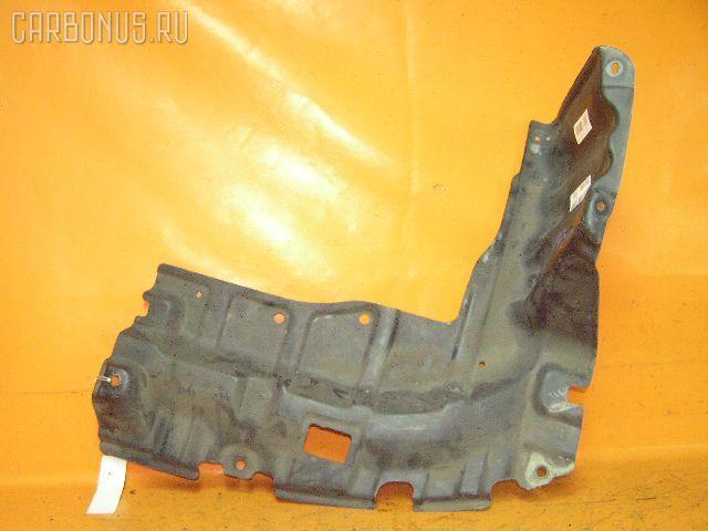 Защита двигателя TOYOTA IST NCP60 2NZ-FE. Фото 5