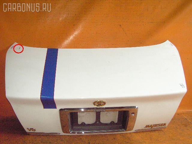 Крышка багажника TOYOTA CROWN MAJESTA JZS177. Фото 2