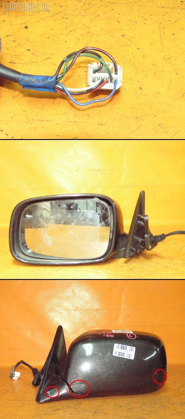 Зеркало двери боковой TOYOTA CROWN JZS155. Фото 6