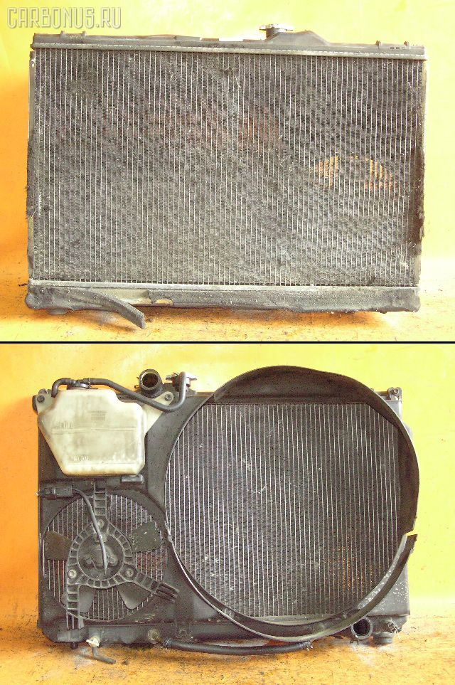 Радиатор ДВС TOYOTA CROWN JZS155 2JZ-GE. Фото 5