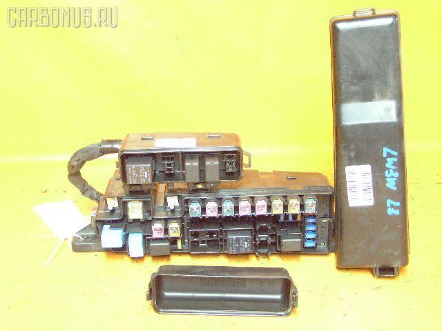 Блок предохранителей MAZDA MPV LW3W L3. Фото 1