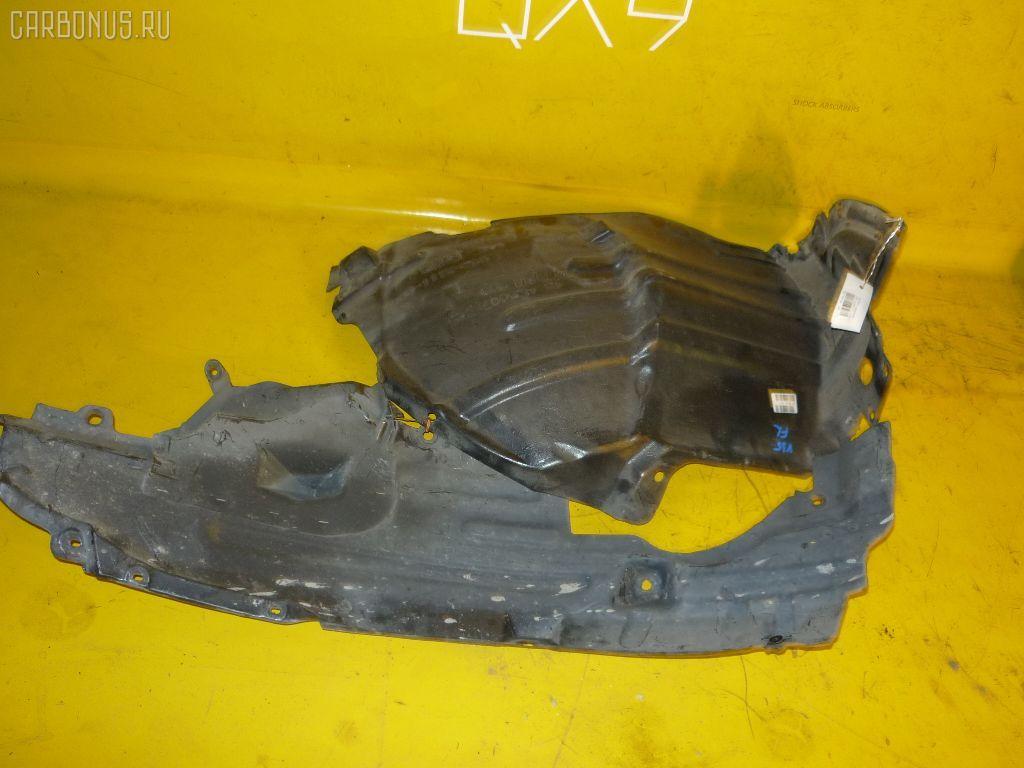 Подкрылок NISSAN SKYLINE V35 VQ25DD. Фото 1