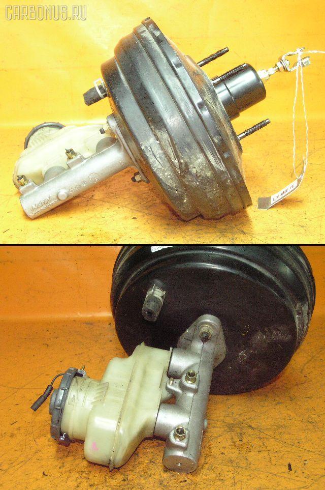 Главный тормозной цилиндр HONDA ACCORD WAGON CH9 H23A. Фото 2