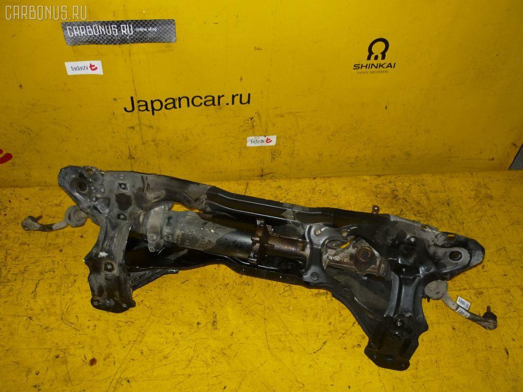 Рулевая рейка HONDA ACCORD CF4 F20B. Фото 3