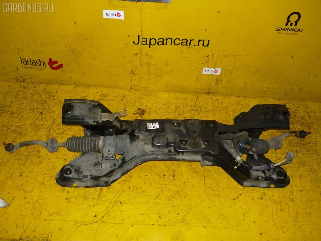 Рулевая рейка HONDA ACCORD CF4 F20B. Фото 4