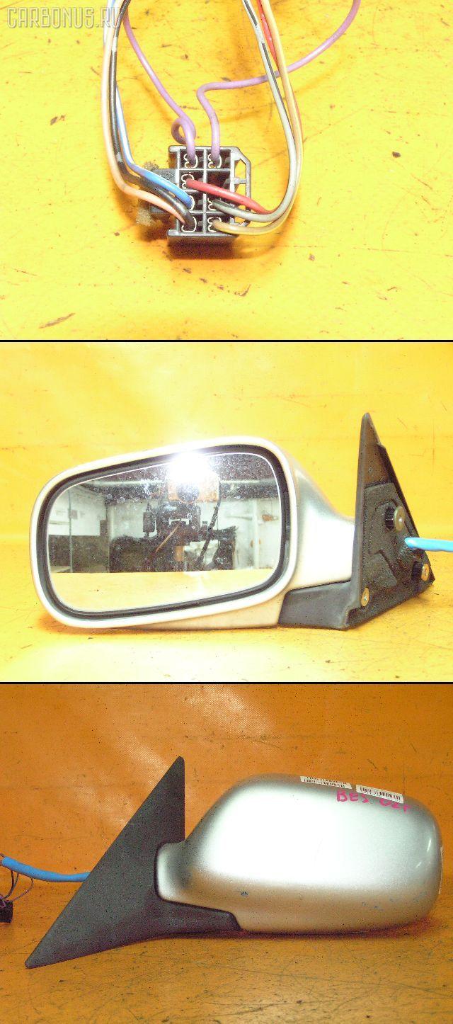 Зеркало двери боковой SUBARU LEGACY B4 BE5. Фото 6