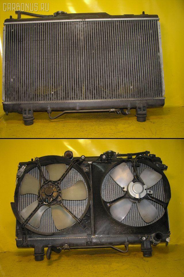 Радиатор кондиционера TOYOTA CALDINA ST210G 3S-FE. Фото 1