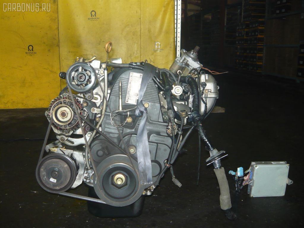 Двигатель HONDA ODYSSEY RA7 F23A. Фото 7
