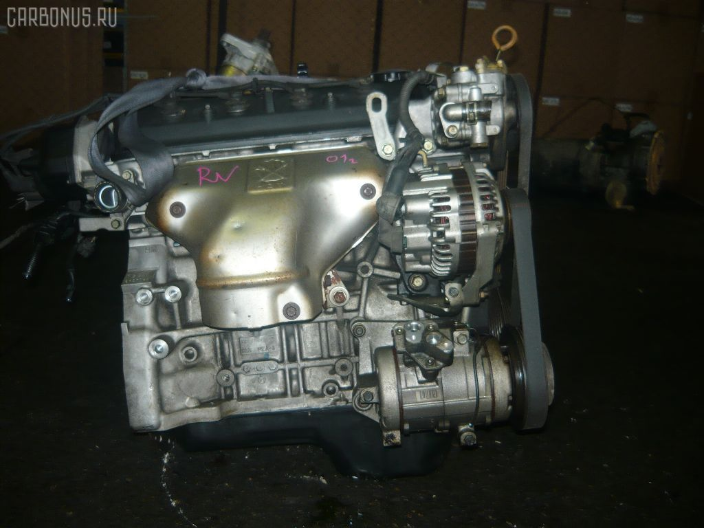 Двигатель HONDA ODYSSEY RA7 F23A. Фото 8