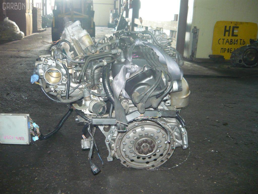 Двигатель HONDA ODYSSEY RA7 F23A. Фото 10