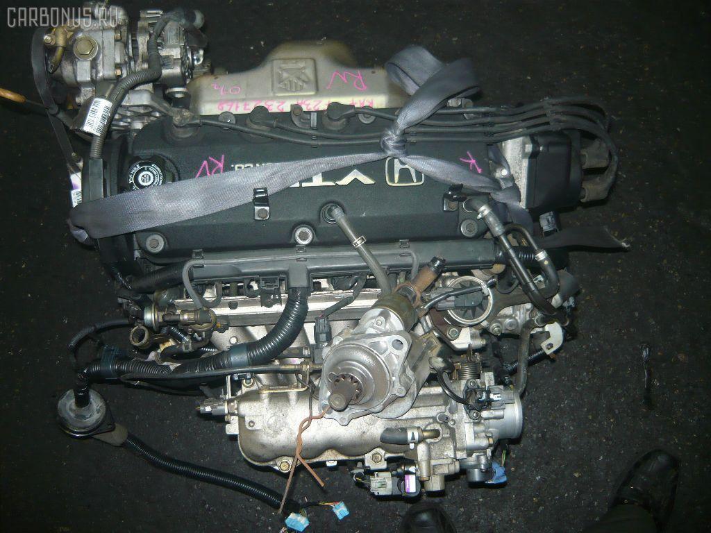 Двигатель HONDA ODYSSEY RA7 F23A. Фото 11
