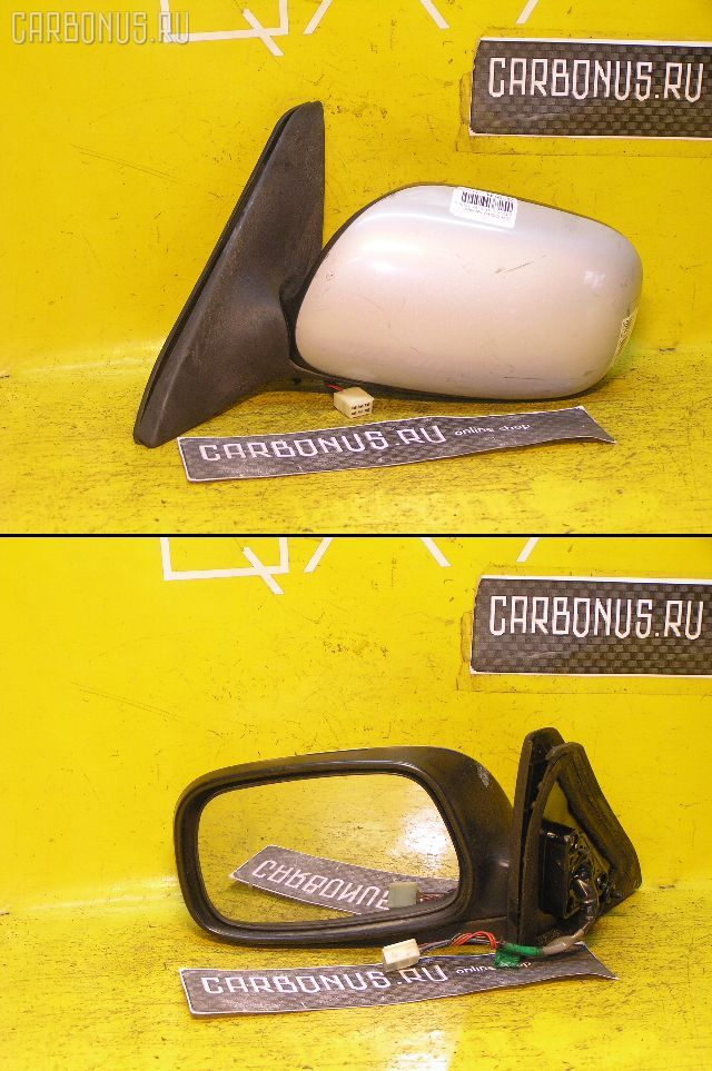 Зеркало двери боковой TOYOTA CORONA PREMIO AT210. Фото 6