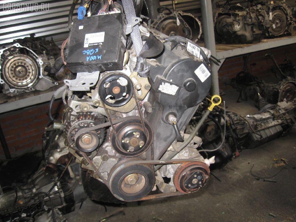 Двигатель TOYOTA DUET M100A EJ-VE. Фото 1
