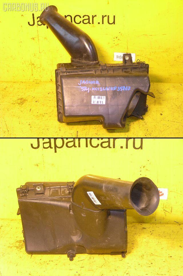 Корпус воздушного фильтра JAGUAR XJ J13KB KB