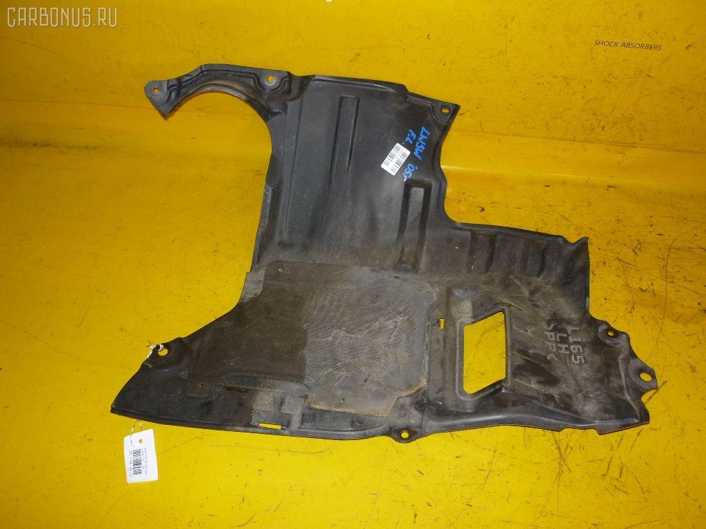 Защита двигателя MAZDA MPV LW3W L3. Фото 1