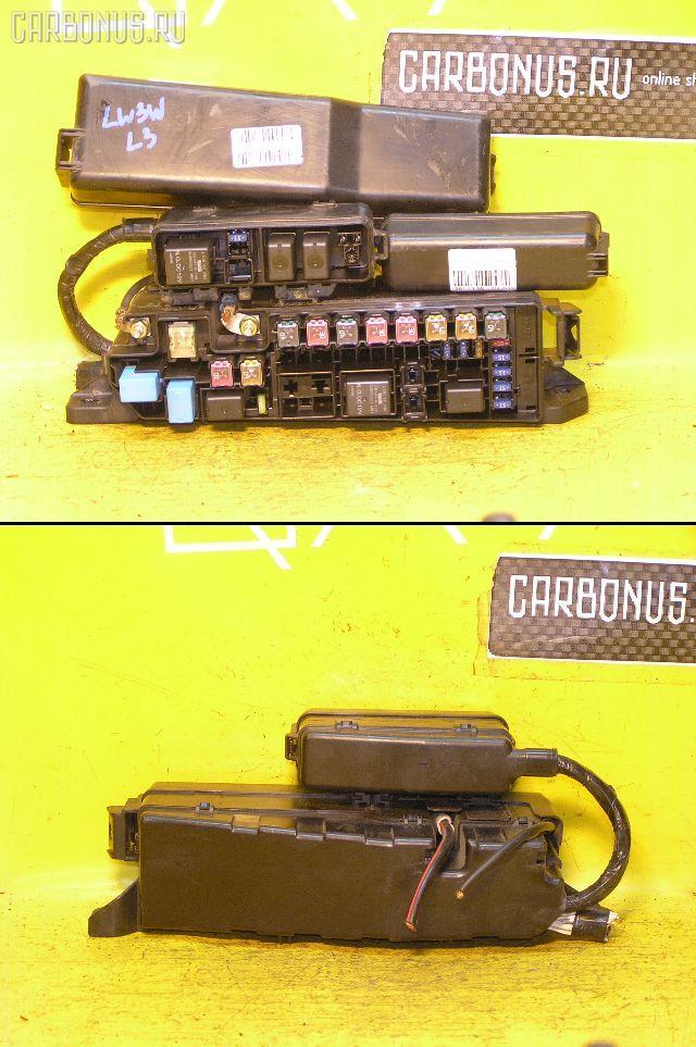 Блок предохранителей MAZDA MPV LW3W L3. Фото 2