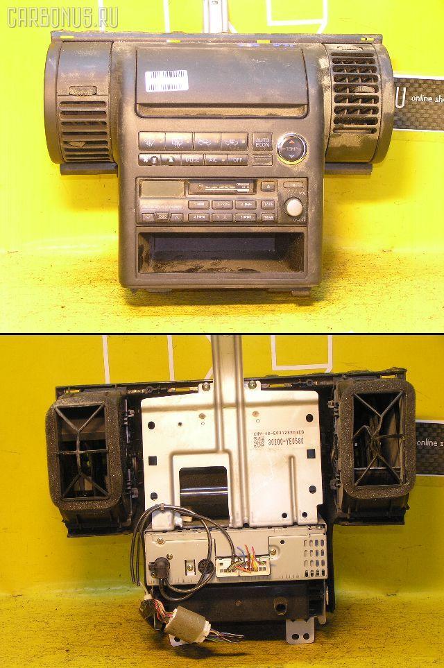 Блок управления климатконтроля NISSAN SKYLINE V35 VQ25DD. Фото 3