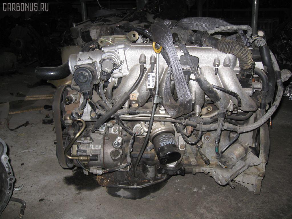 Двигатель TOYOTA CHASER JZX100 1JZ-GTE. Фото 6