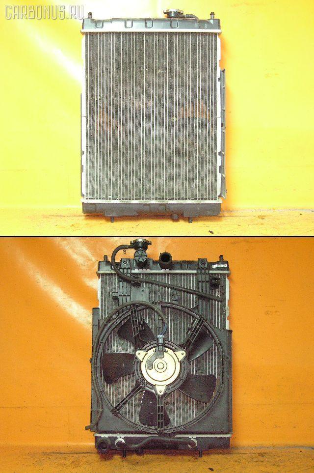 Радиатор ДВС NISSAN CUBE AZ10 CGA3DE. Фото 3