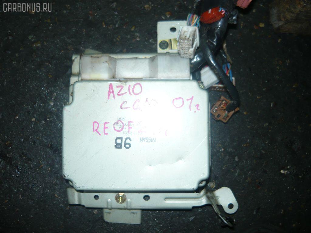 Двигатель NISSAN CUBE AZ10 CGA3DE. Фото 5