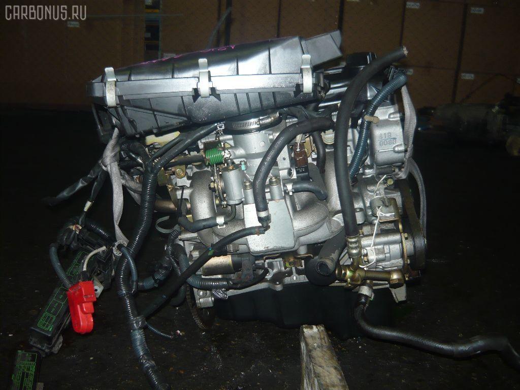 Двигатель NISSAN CUBE AZ10 CGA3DE. Фото 8