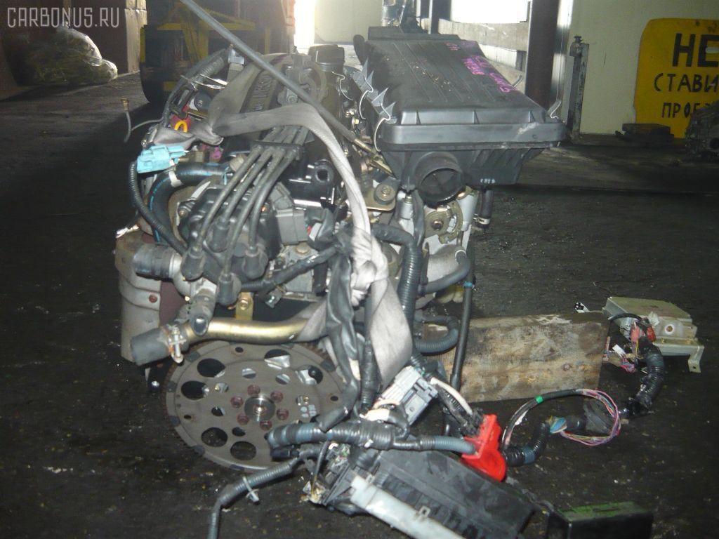 Двигатель NISSAN CUBE AZ10 CGA3DE. Фото 9
