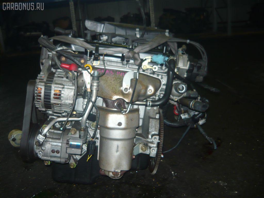Двигатель NISSAN CUBE AZ10 CGA3DE. Фото 10