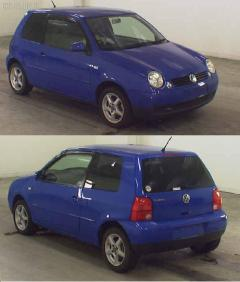 Блок ABS VOLKSWAGEN LUPO 6XBBY BBY Фото 3