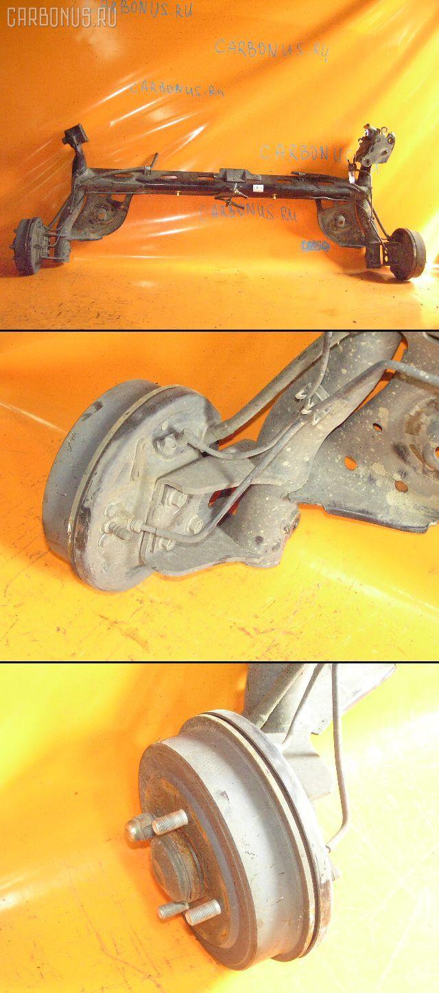 Балка подвески NISSAN MARCH AK12 CR12DE. Фото 1