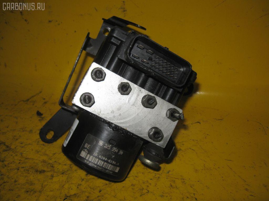 Блок ABS PEUGEOT 206 2ANFU NFU-TU5JP4 Фото 3