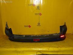 Бампер на Peugeot 206 Sw 2KNFU 7410.R7, Заднее расположение