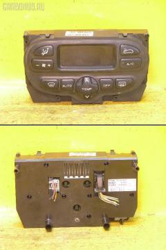 Блок управления климатконтроля PEUGEOT 206 SW 2KNFU NFU-TU5JP4 Фото 1