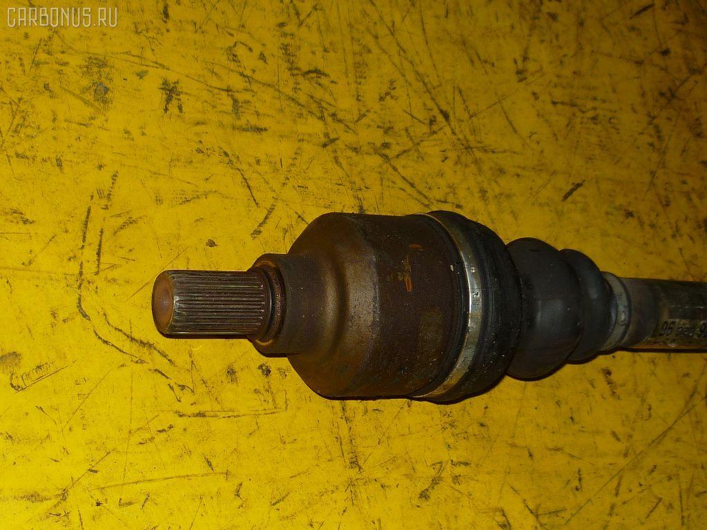 Привод PEUGEOT 206 SW 2KNFU NFU-TU5JP4 Фото 2