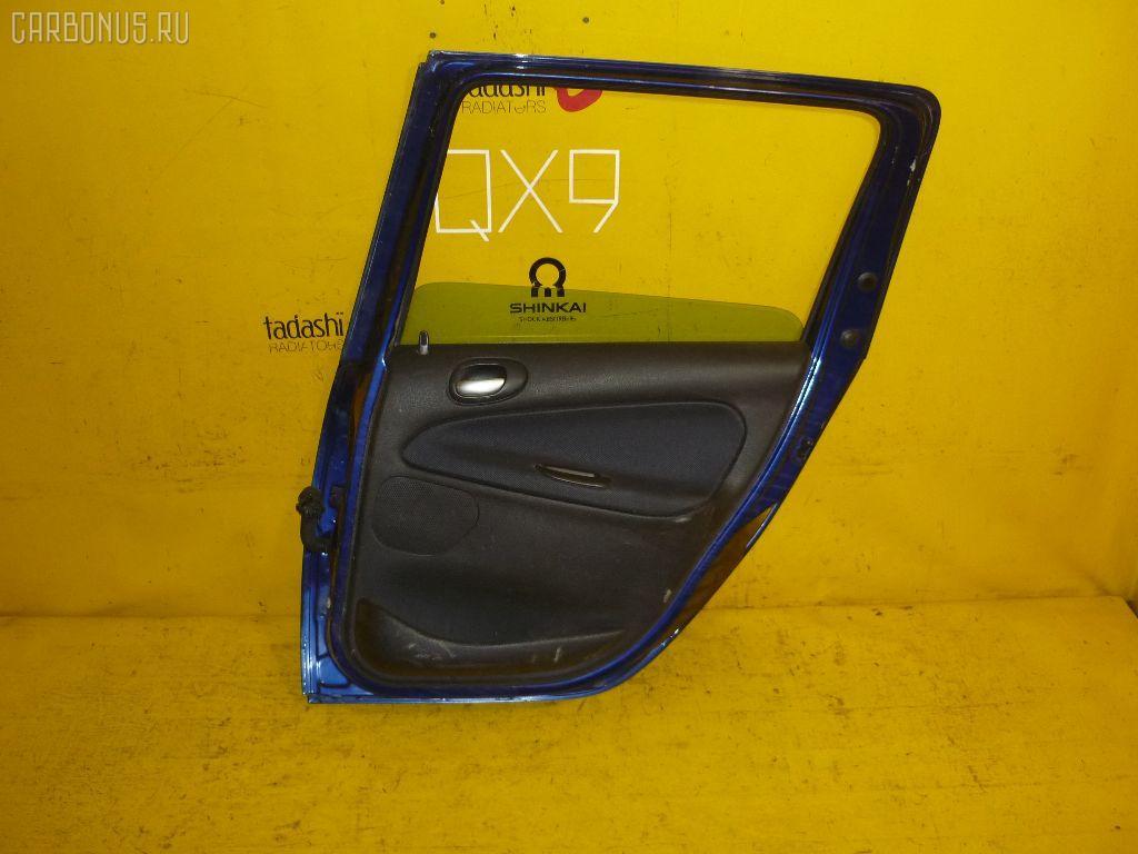 Дверь боковая Peugeot 206 sw 2KNFU Фото 1