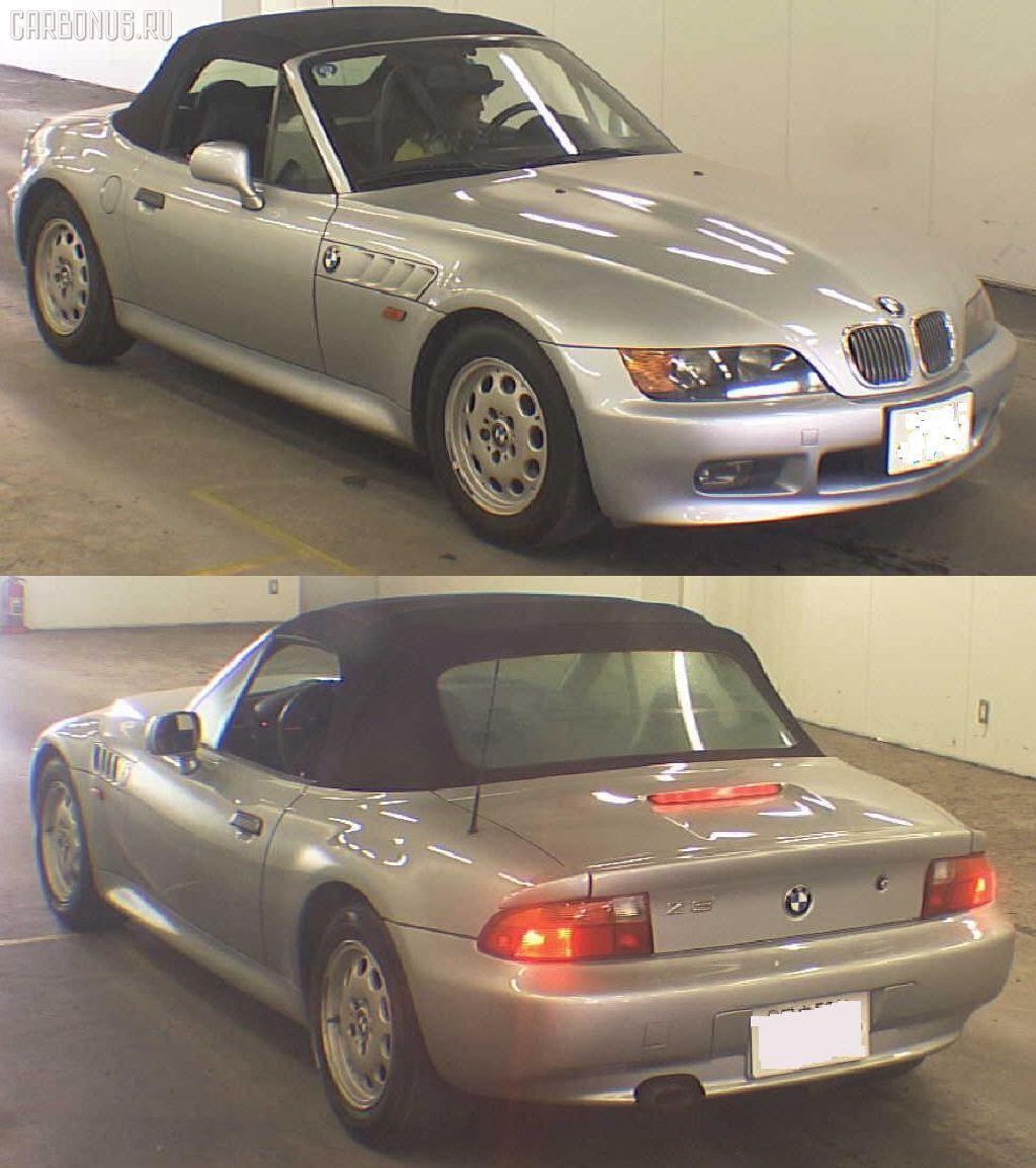 Главный тормозной цилиндр BMW Z3 E36-CH71 M44-194S1 Фото 2